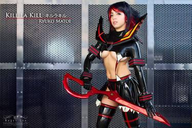 Kill La Kill: Ryuko Matoi I by Hikaru-Jan