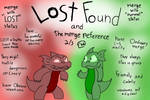 The Merge Reference sheet 2/3 - Lost and found by Garry-O-Jelly