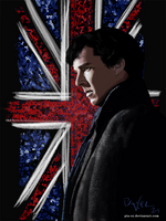 Sherlock by mygeekymuse