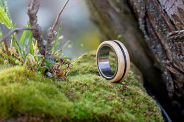 Maple ring by mygeekymuse