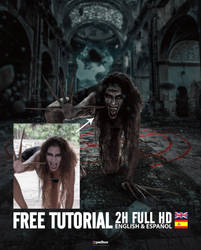 The Possession - Free Tutorial by Andrei-Oprinca