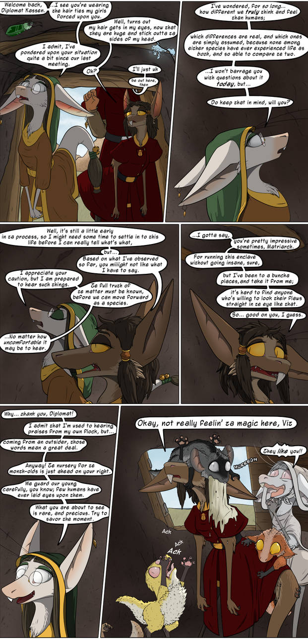 Out-Of-Placers #77 by Valsalia