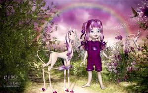 Girly et Equy by cflonflon