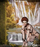 Foret Enchantee by cflonflon