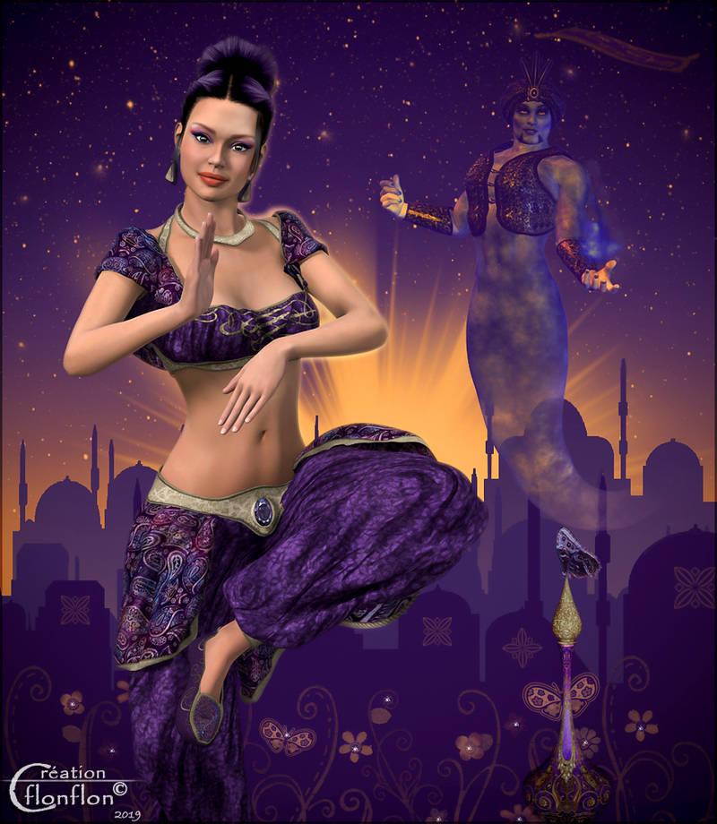 Aladdin contest by