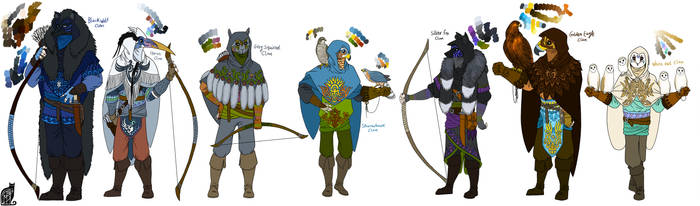 More Celts by SniperGirl0907