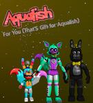 Gift for Aqualish by XSimonCinema