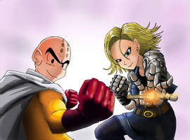 One Punch DBZ by Mel-The-4th