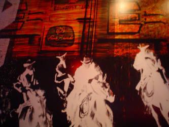Cowboys by Alpha0mega