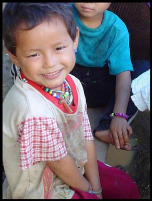 Thailand Village- The Kids by Alpha0mega