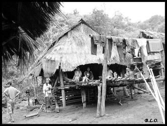 The Hut by Alpha0mega