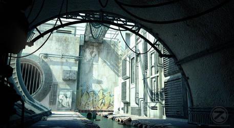 Slum 2007 by RudolfHerczog