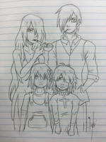 Ryata Family by Ayatonic
