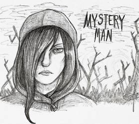 MYSTERY MAN by Ayatonic