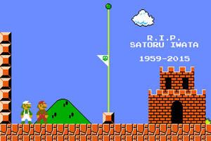RIP Satoru Iwata by King-Lyger