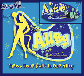 $$ Alley Cats Bowling $$ by chadmoney