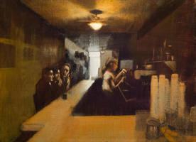 The Matchbox Cafe by David681