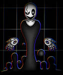 Gaster goo dad by TheWIPartist