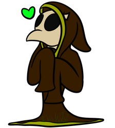 Smol Baby Oliver by TheWIPartist