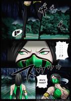 ??? Vs Jade Pg1 by magion02