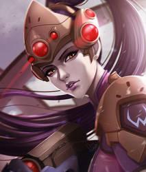 Overwatch Widowmaker by magion02