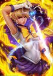 Sailor Uranus by magion02