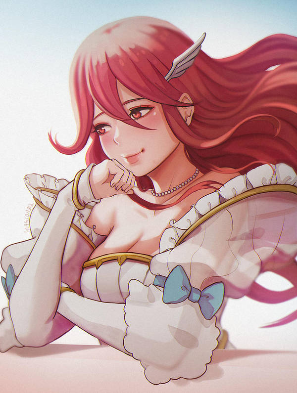 Cordelia Commission by magion02