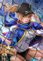 Heroine X by magion02