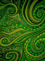 quantum green gravity by ameekathleen
