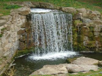 Waterfall 002 by Vande-Bot