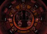 Callisto Mission Spacecraft Command Deck Overhead by William-Black