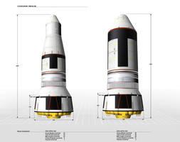 Nexus SSTO Booster Comparison by William-Black