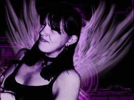 Purple:Pixie by messymedia