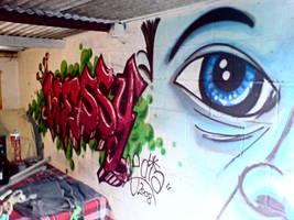 NewStudio:Murals by messymedia