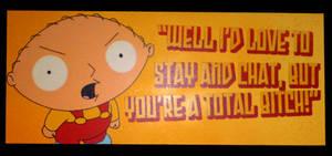 Family Guy:Stewie by messymedia