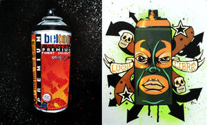 Canvas Cans by messymedia