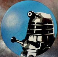 Dr Who: Dalek by messymedia