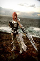 Lightning playa by Laudria-chan