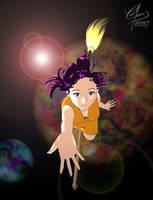 Worldly Witch by InochiToHi