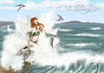Cliodhna's Wave by InochiToHi