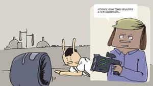 A Spunch Comics one-shot : Shipment by Nipal by spunchcomics