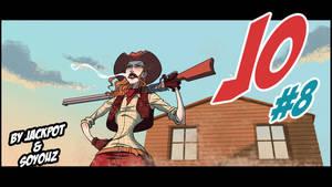 Jo #8 by spunchcomics