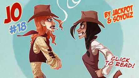 Jo#18 online on Spunch! by spunchcomics