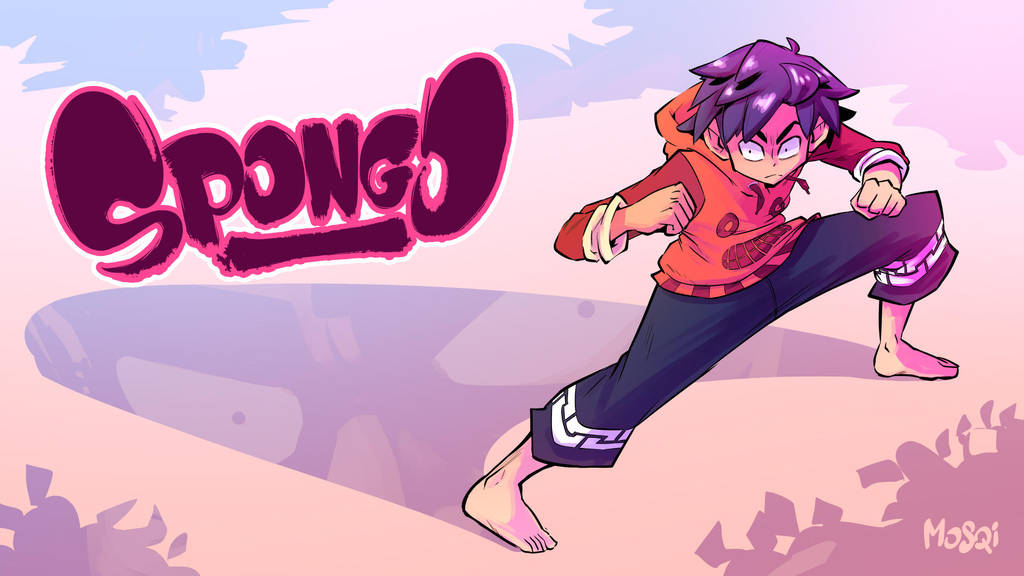 Spongo #01 by spunchcomics
