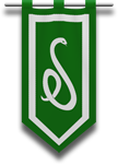 Slytherin Flag by DoctorBellatrix