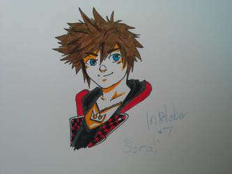 KH3 Sora by FactionFighter