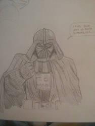 Darth Vader by FactionFighter