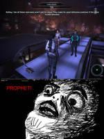 Mass Effect: PROPHET by ChloroKitten