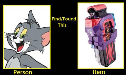 What if Tom found the God Maximum Mighty X Gashat? by FlainYesFourzeNo