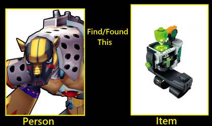 What if Flame Hyenard found the Mega Ulorder? by FlainYesFourzeNo